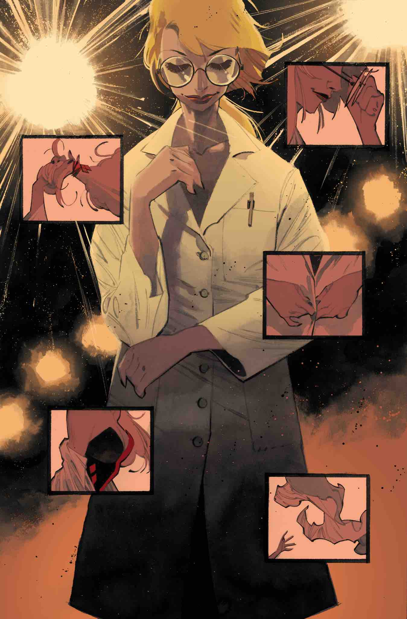 Harley Quinn Dark Knight News Batman: White Knight