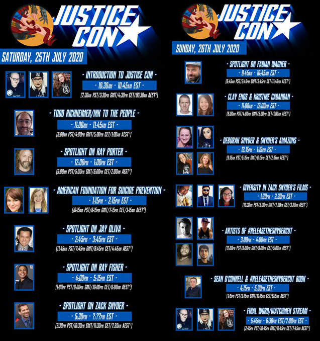 Justice Con SDCC Dark Knight News