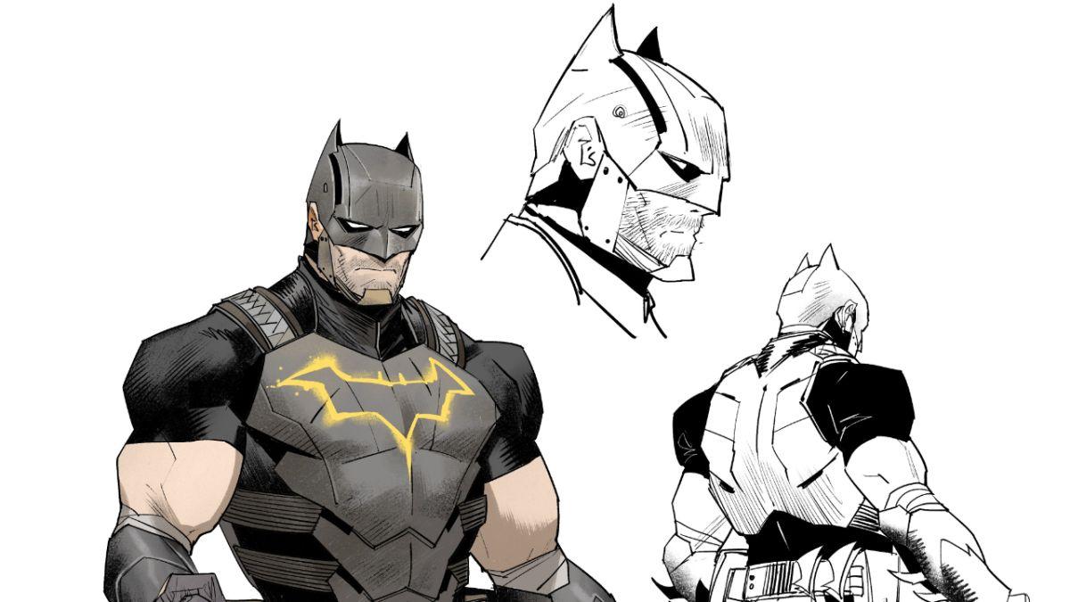 Future State Bruce Wayne