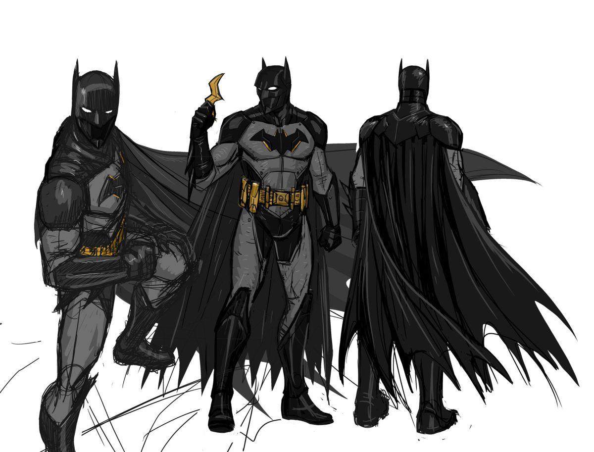 Future Sate New Batman