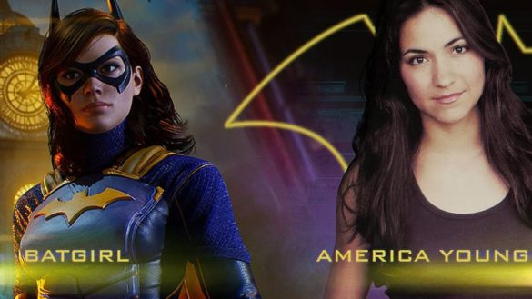 America Young as Batgirl in Gotham Knights