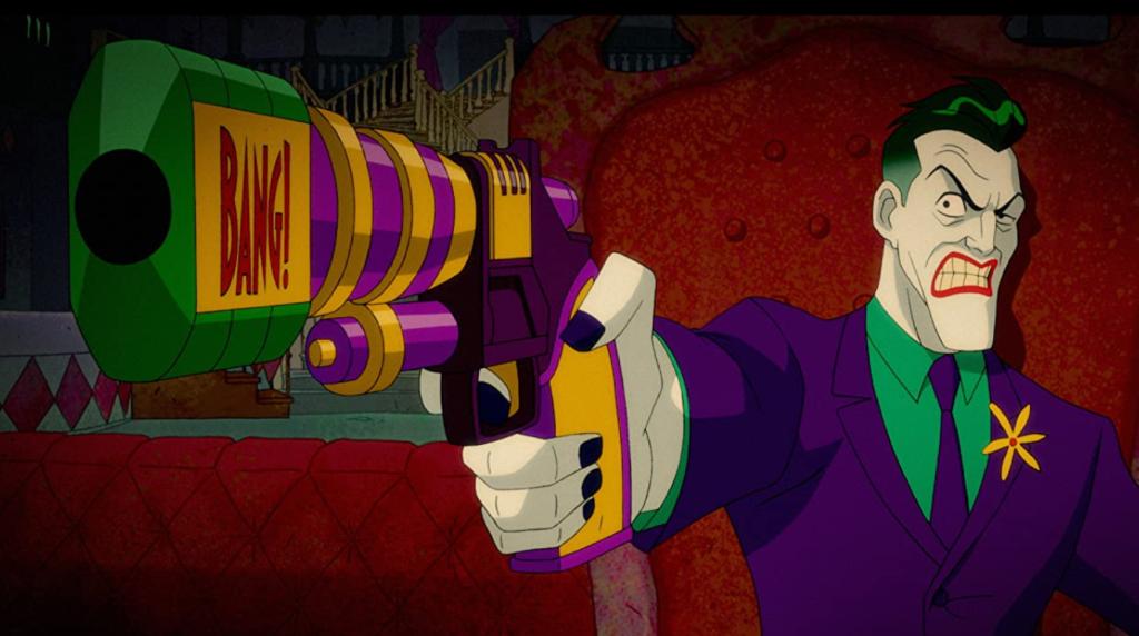 Alan Tudyk as The Joker in Harley Quinn - Batman Podcast