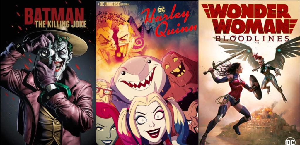 Batman Podcast Cast Past Projects