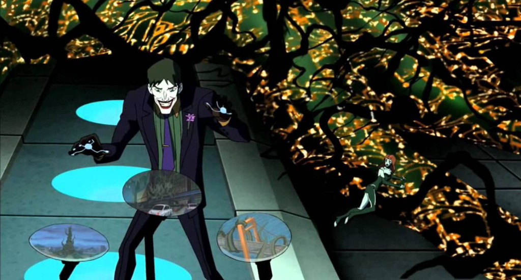 Brent Spiner as The Joker in Young Justice - Batman Podcast