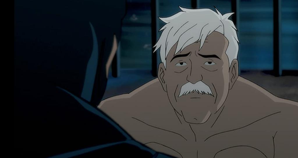 Ray Wise as James Gordon in The Killing Joke - Batman Podcast