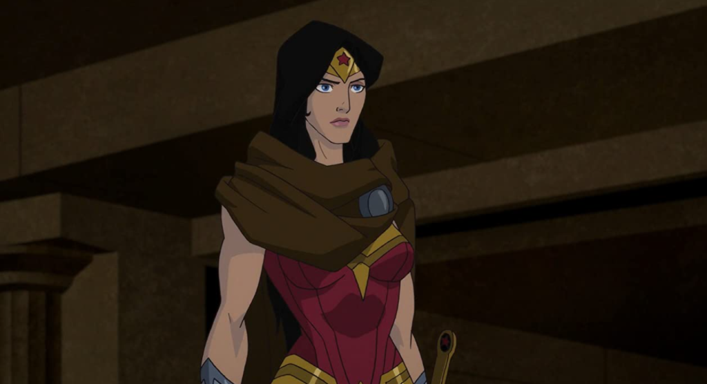 Rosario Dawson as Wonder Woman - Batman Podcast