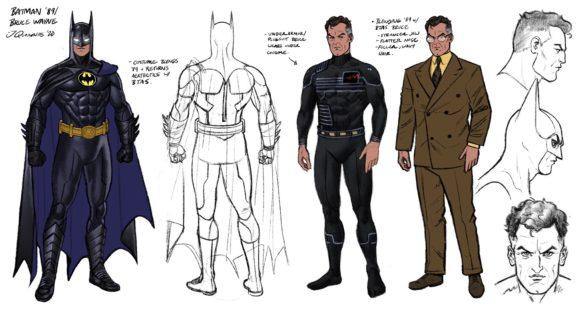 Batman '89 Characters I