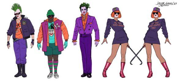 Batman '89 Characters III