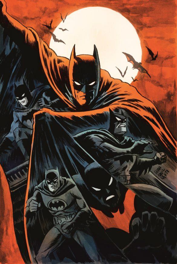 Batman: Legends of the Dark Knight #1 Francavilla
