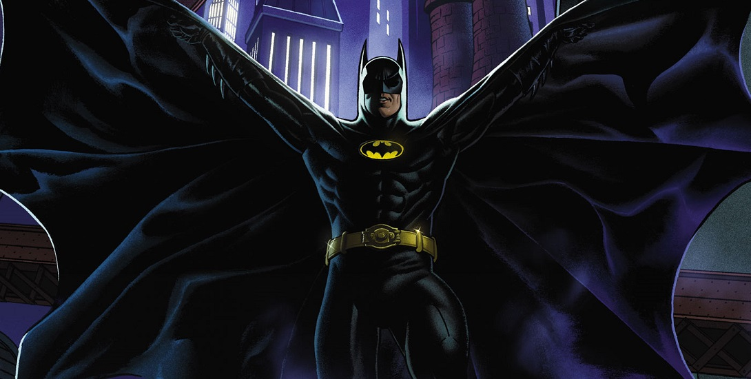 Batman '89 Comic