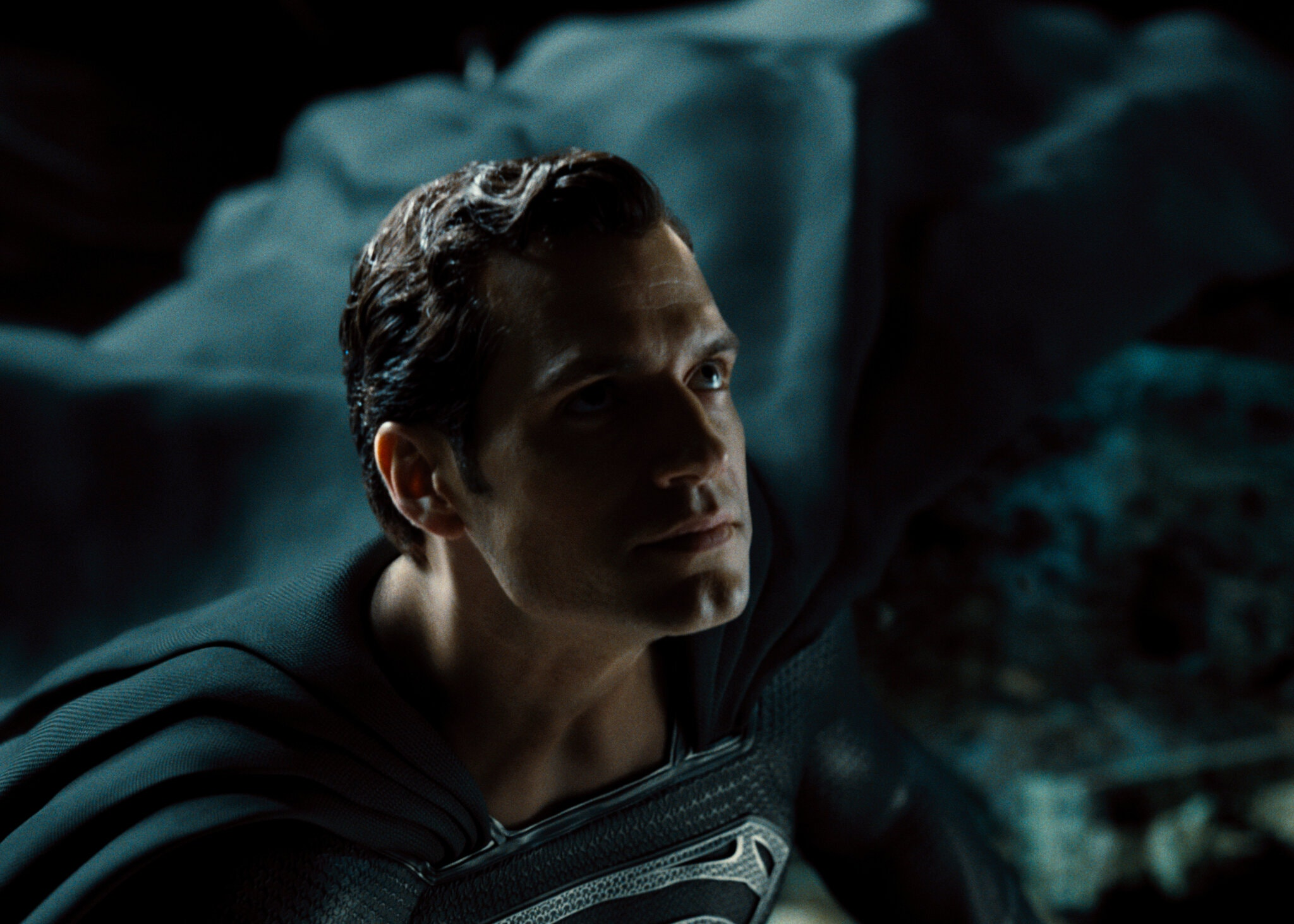 Superman in Zack Snyder's Justice League