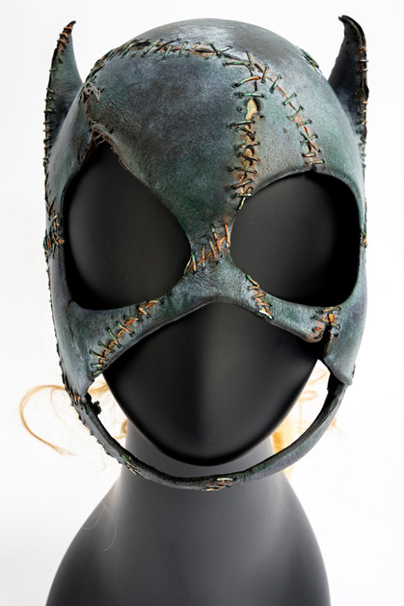 Catwoman Cowl Prop