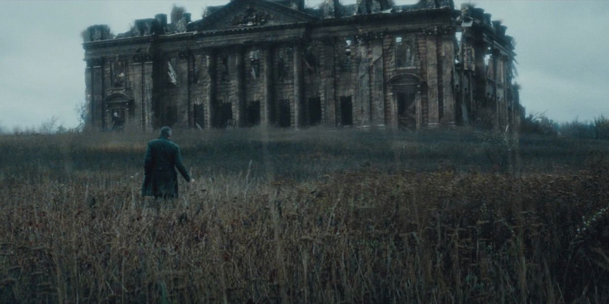 Justice League would see Wayne Manor become the new Hall of Justice