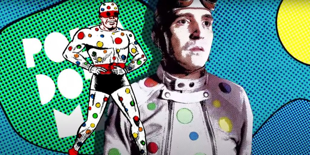 Polka Dot Man in 'The Suicide Squad'