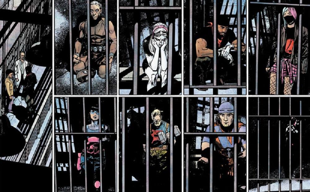 Suicide Squad: Get Joker Pages 1-2