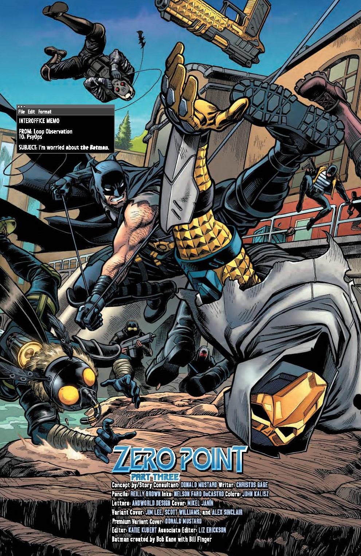 Batman/Fortnite kicks butt