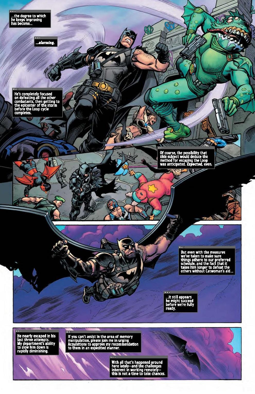Flying high in Batman/Fortnite