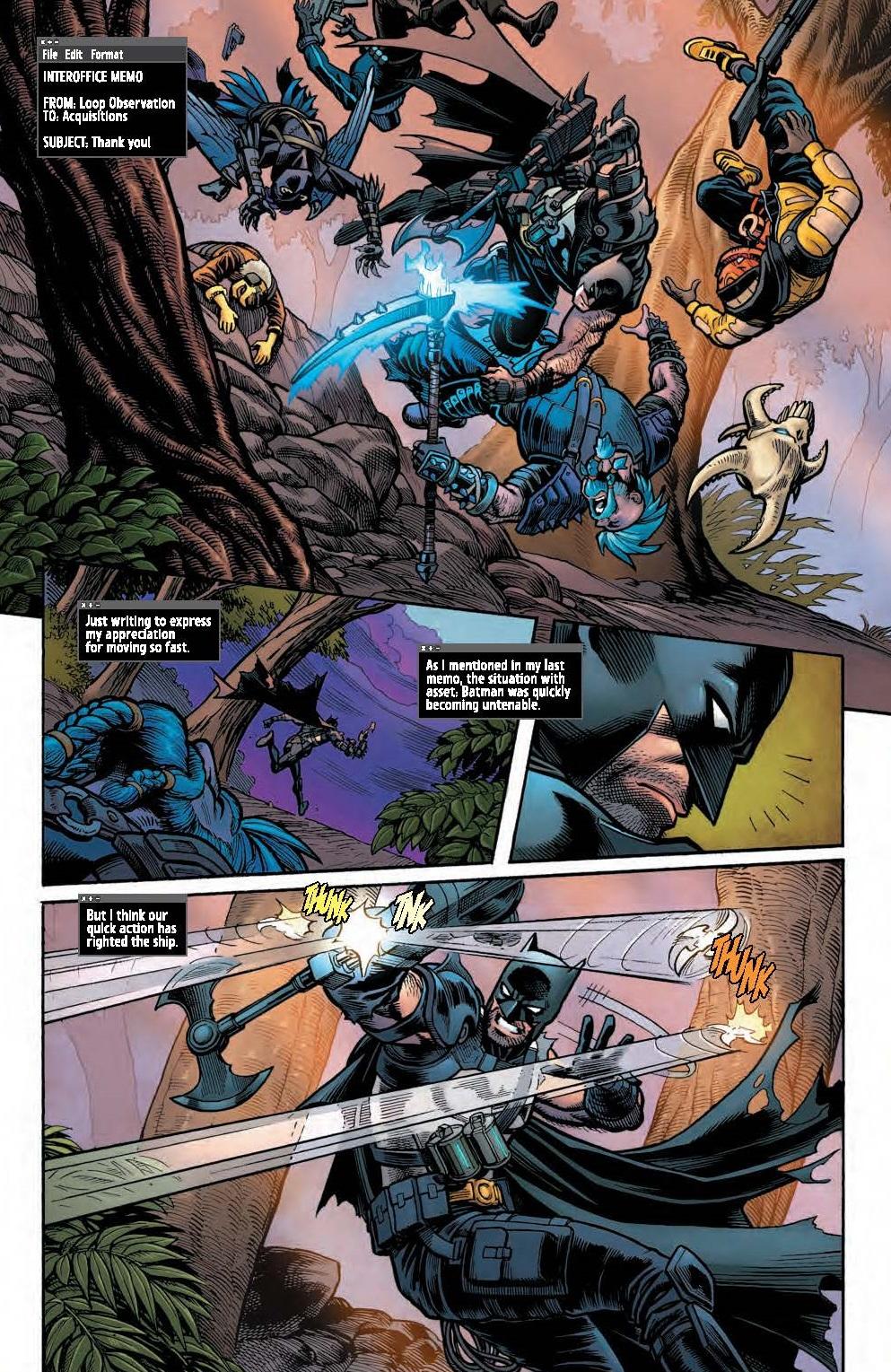 Batman/Fortnite brings the heat