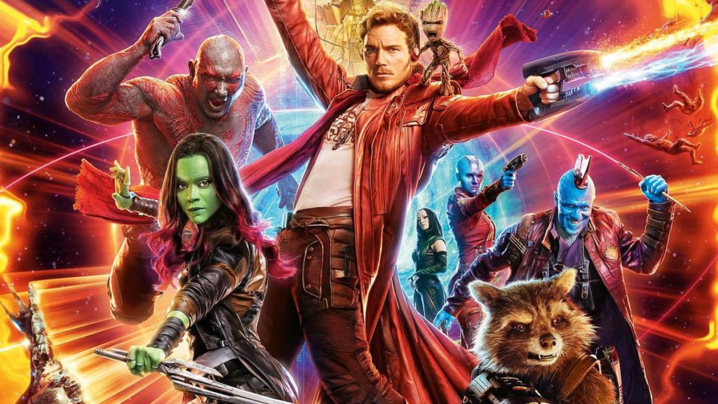 Guardians of the Galaxy: Volume 2 by James Gunn