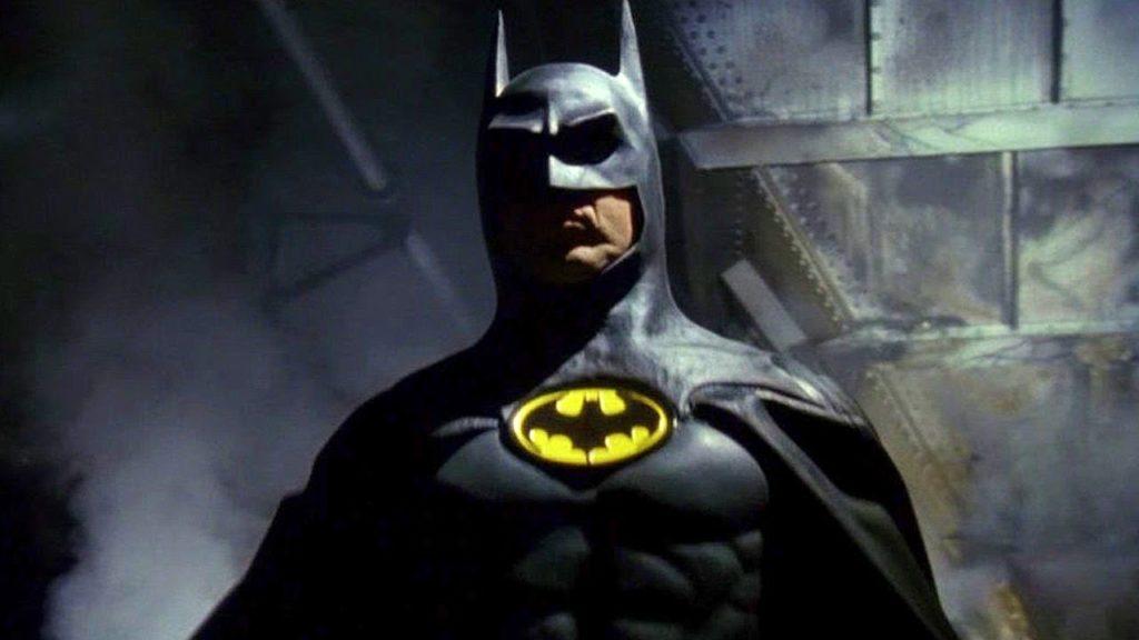 Michael Keaton in Batman '89
