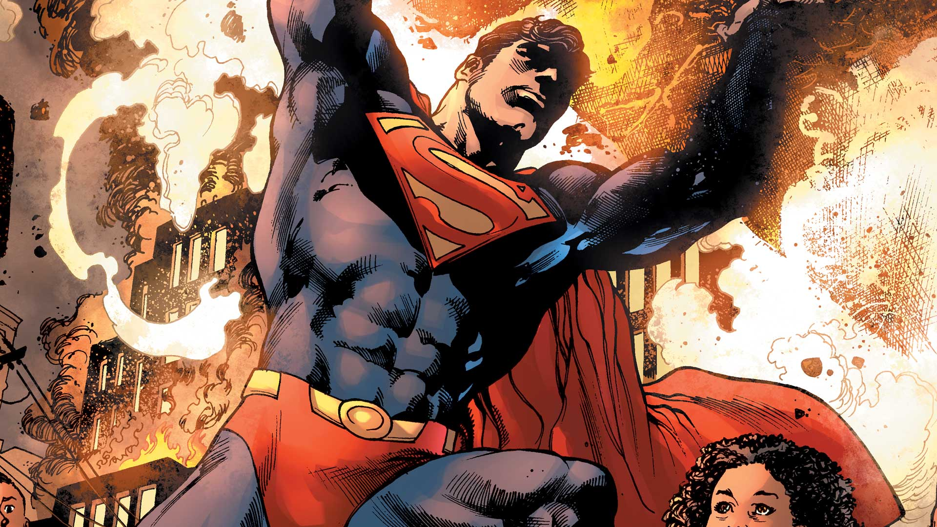 Superman will be discussed at Comic-Con@Home 2021