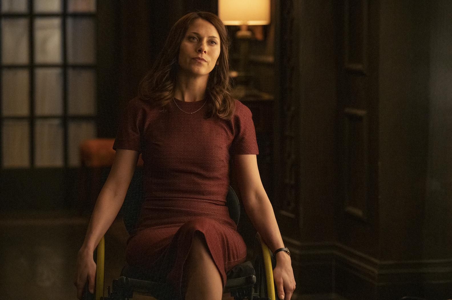 Savannah Welch as Barbara Gordon in Titans Season 3 Episode 1