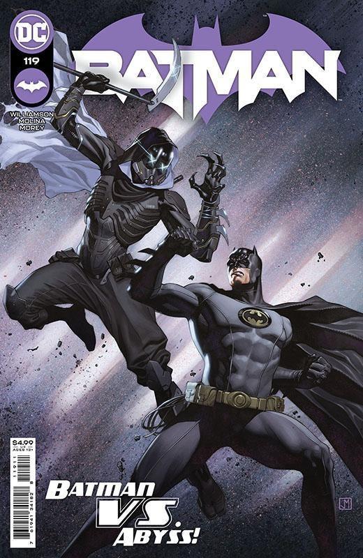 batman 119 cover