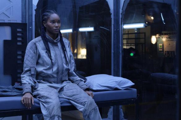 Damaris Lewis as Blackfire in Titans Season 3 Episode 4 Blackfire