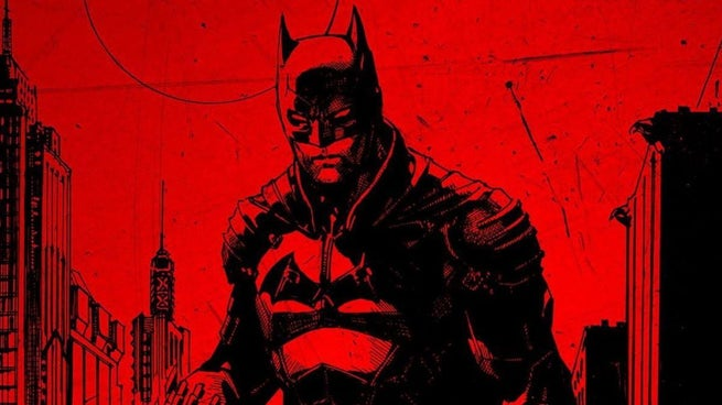 The Batman at DC FanDome 2021