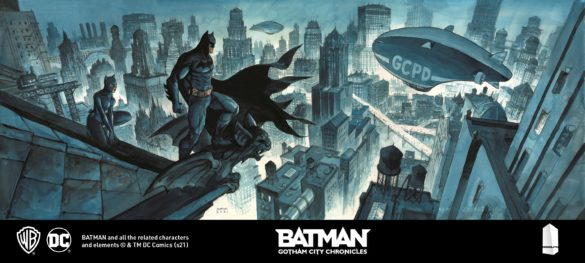 batman gotham city chronicles: the roleplaying game featured image