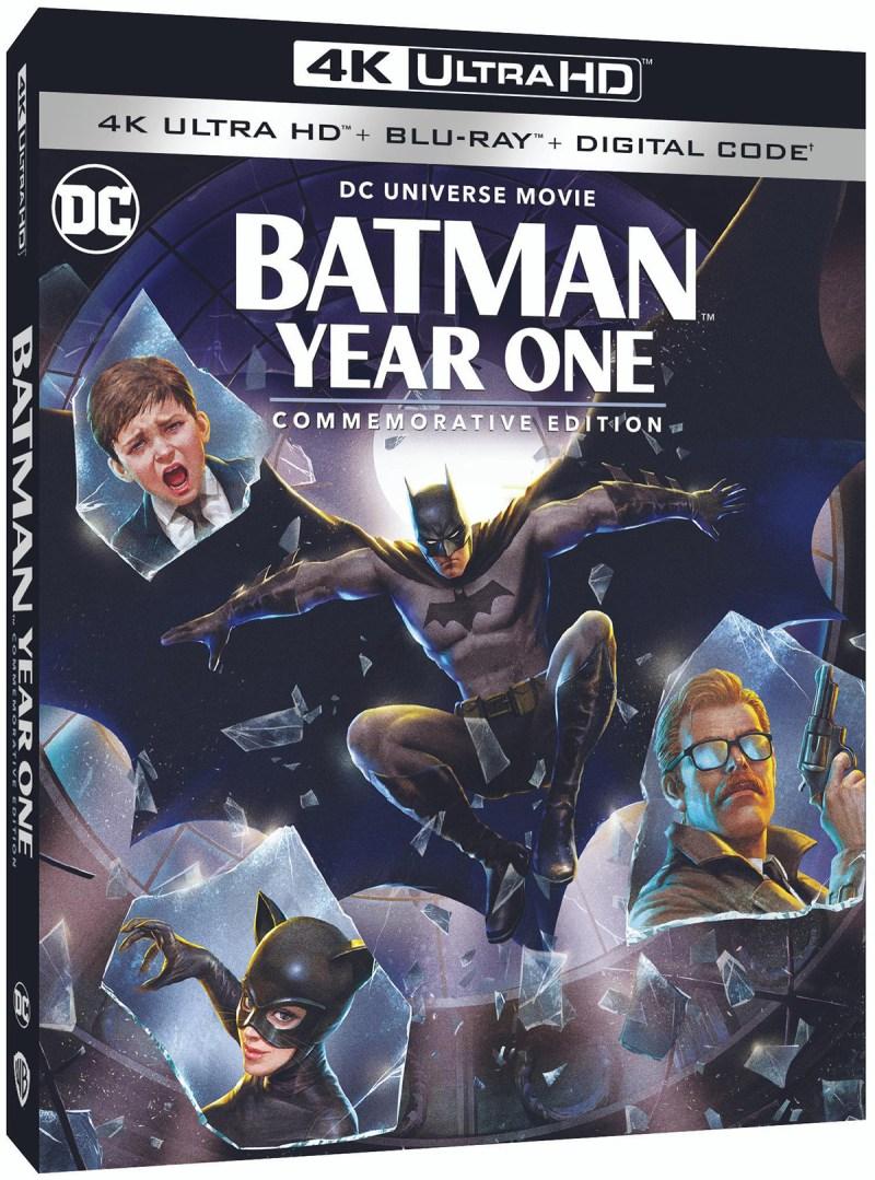Batman: Year One Cover Art