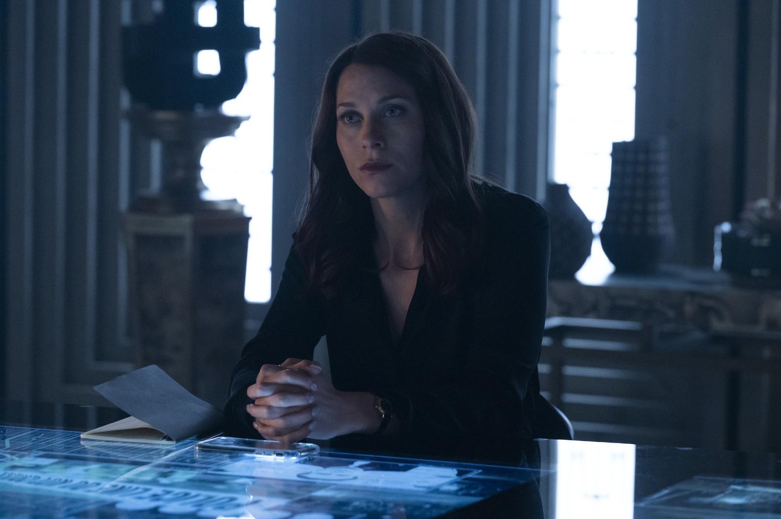 Savannah Welch in Titans Season 3 Episode 6 Lady Vic