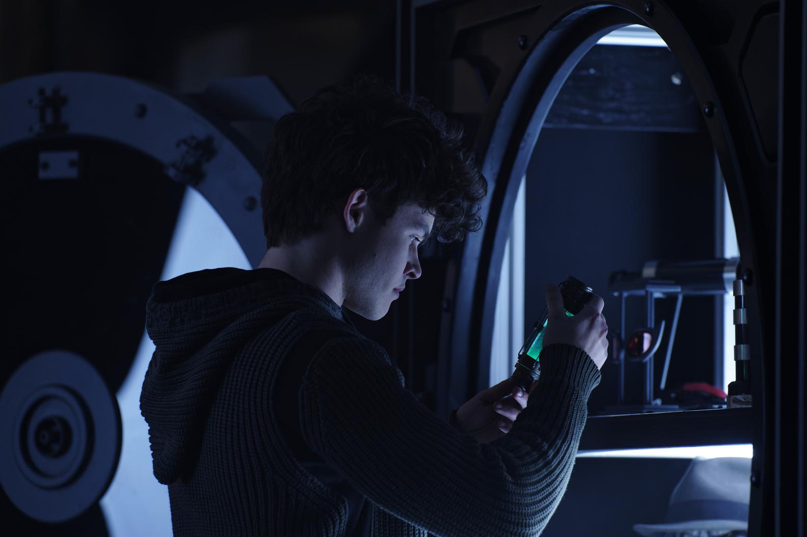 Curran Walters in Titans Season 3 Episode 4 Lazarus