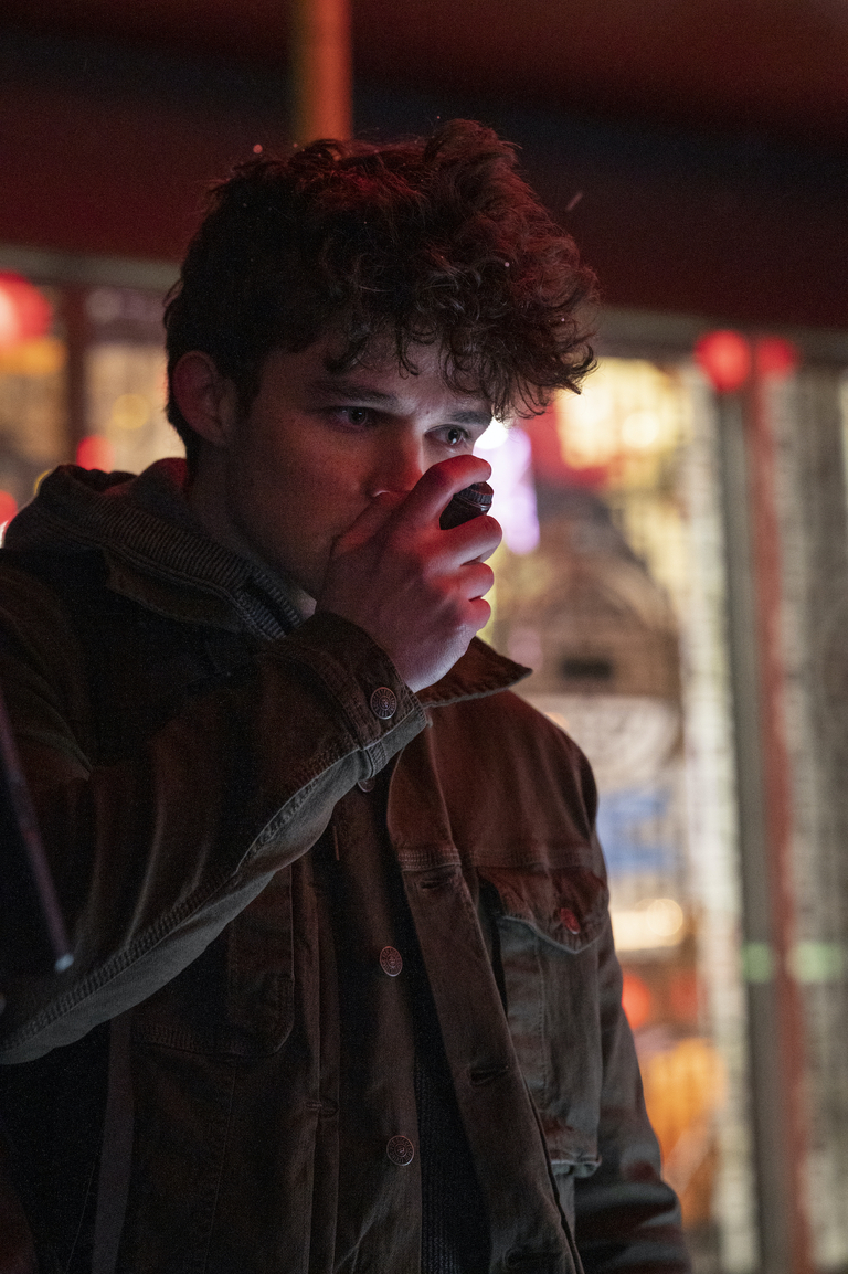 Curran Walters in Titans Season 3 Episode 6