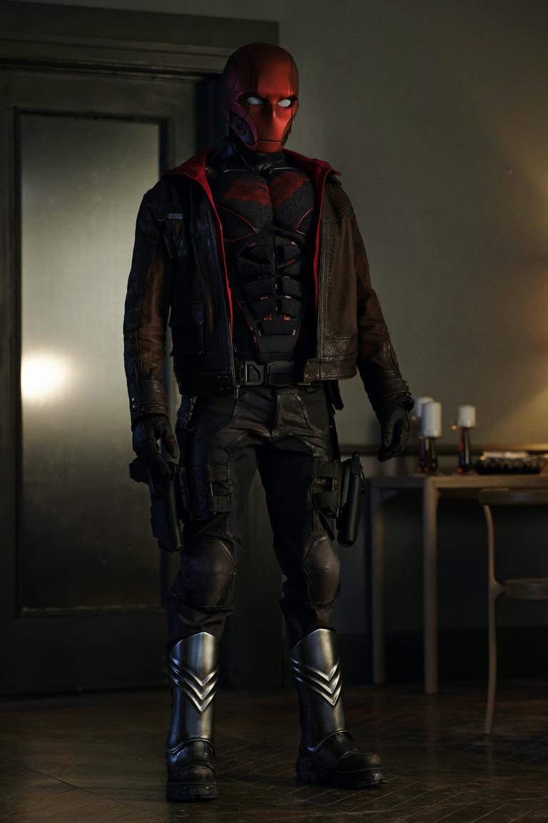 Curran Walters in Titans Season 3 Episode 4
